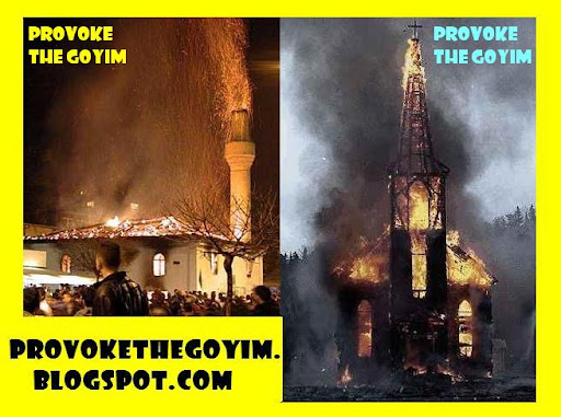 Provoke the Goyim