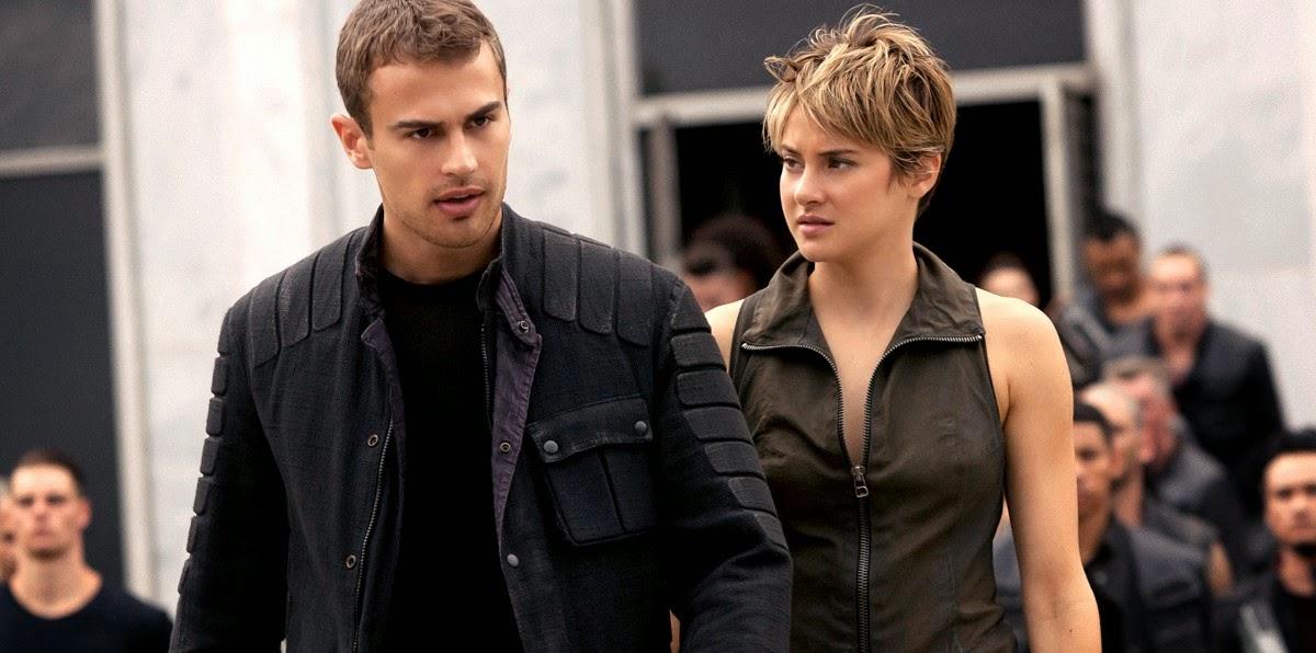 A raiva consome Shailene Woodley no trailer final de A Série Divergente: Insurgente