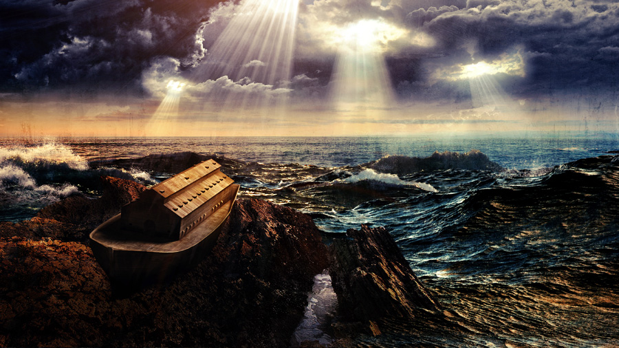 Bible Event : The Great Flood
