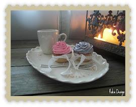 Herlige cupcakes