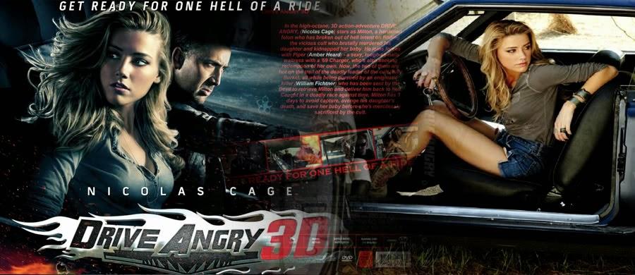 Phim Sứ Giả Địa Ngục VietSub HD | Drive Angry 2011