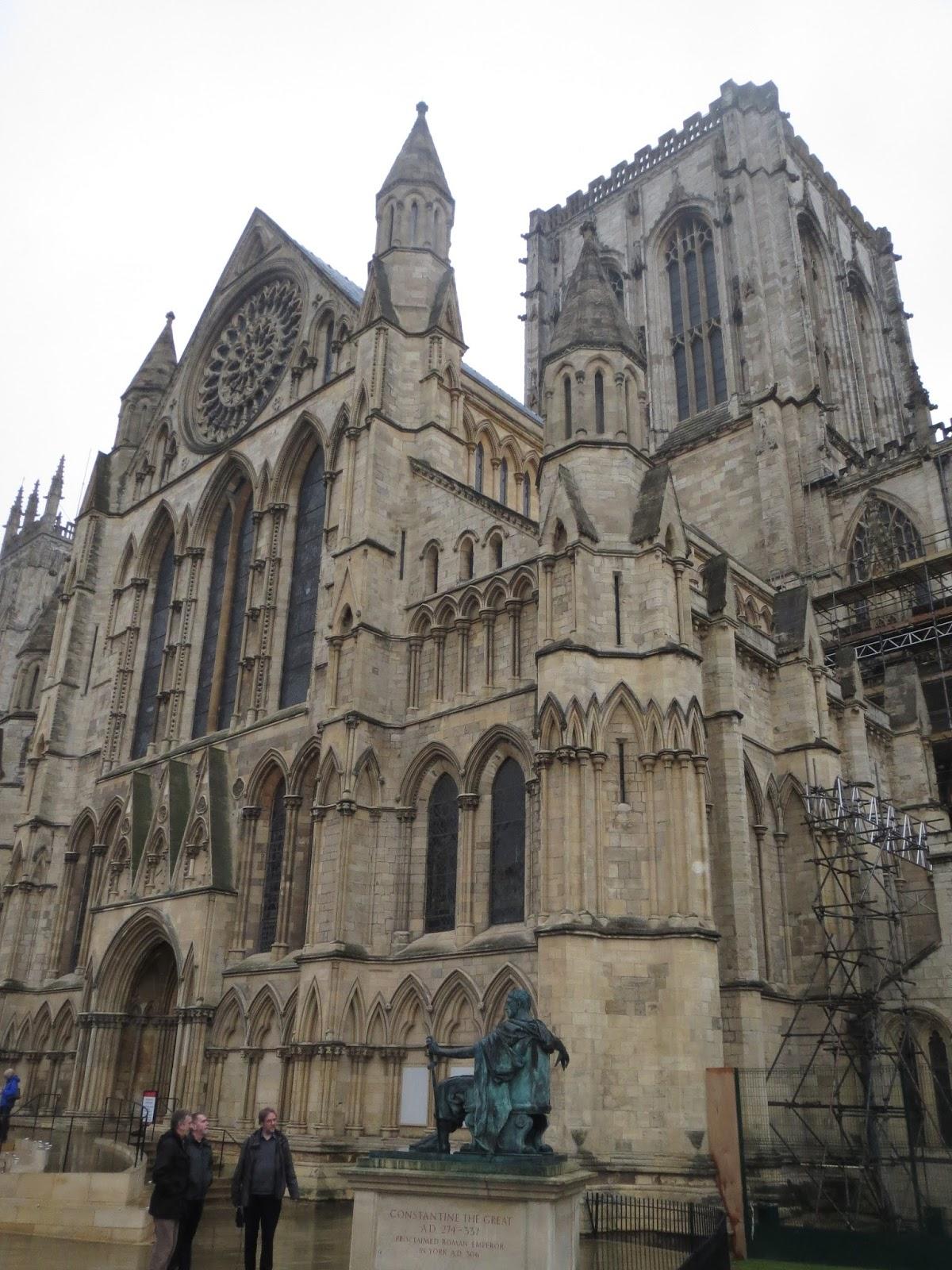 York minster easter 2015