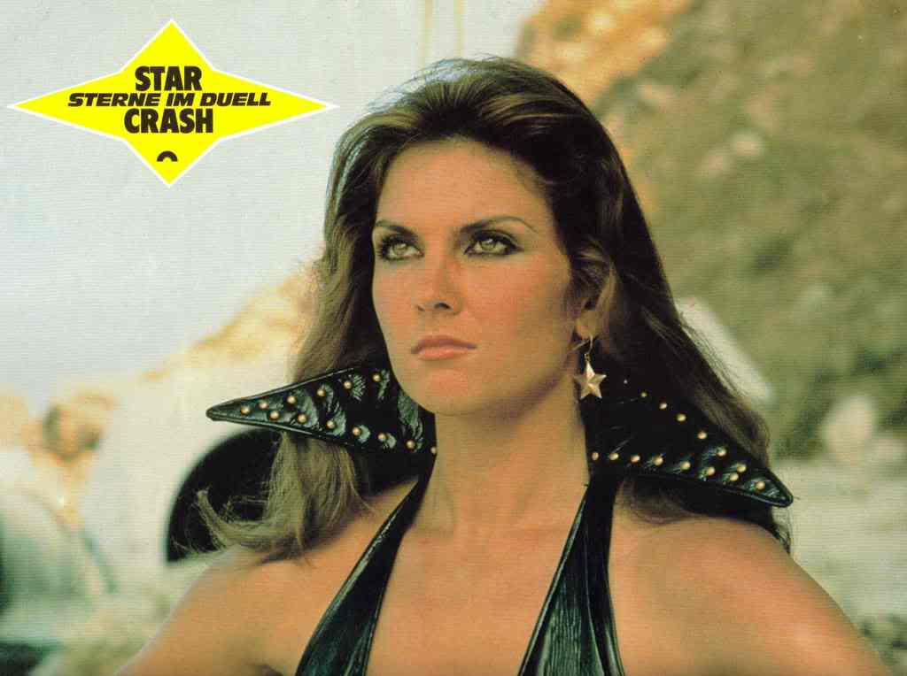 Caroline Munro Starcrash Sticky Floors a...