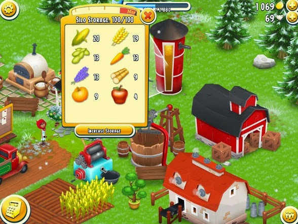 cheats and tricks for hayday