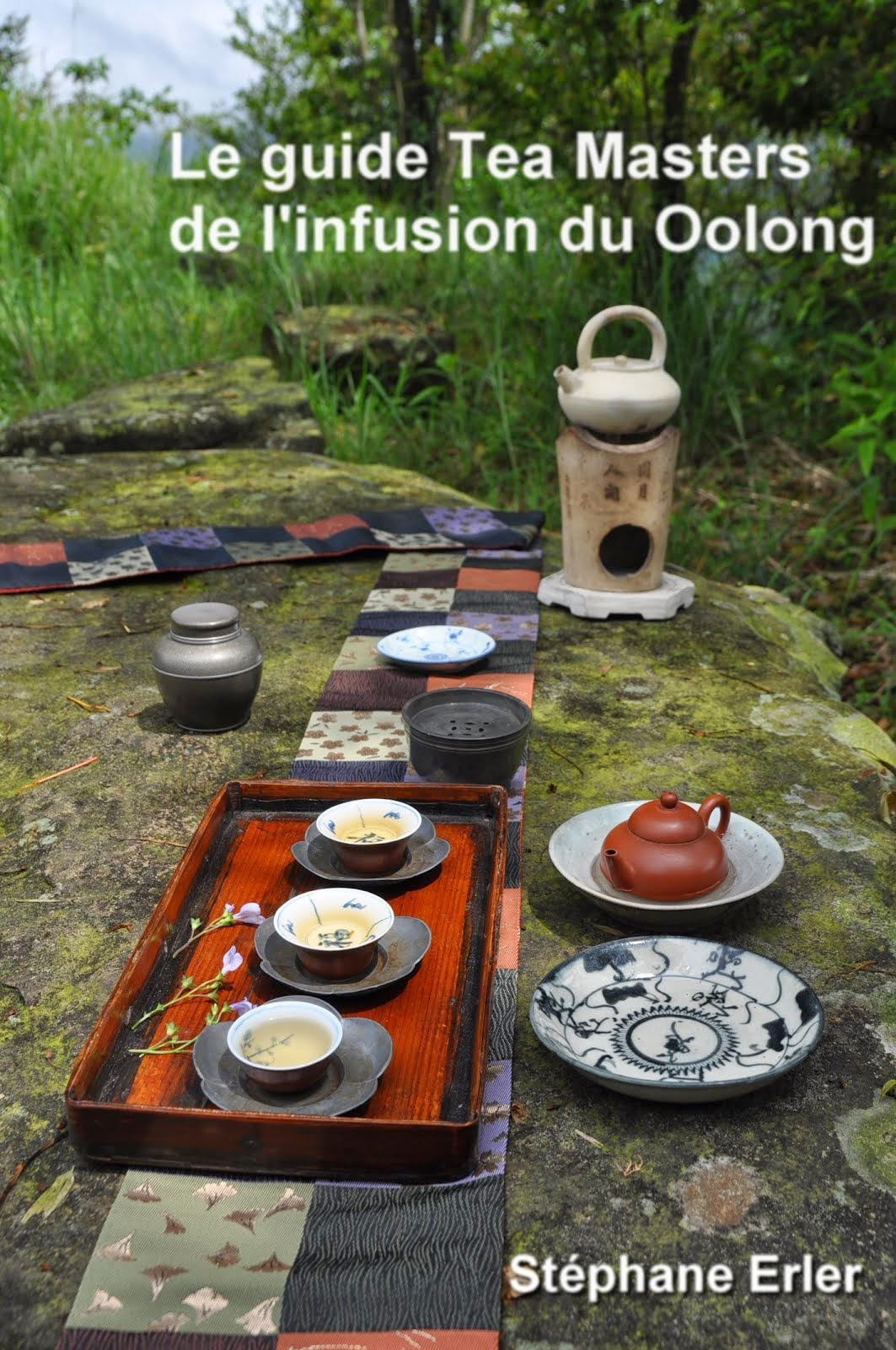 Le guide Tea Masters de l'infusion du Oolong