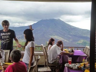 Kintamani Restaurant Lunch Break - Kintamani Volcano - Lake Batur Bangli Bali Holidays, Tours, Attractions,