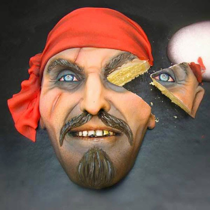 Unseen Amazing Realistic Cakes