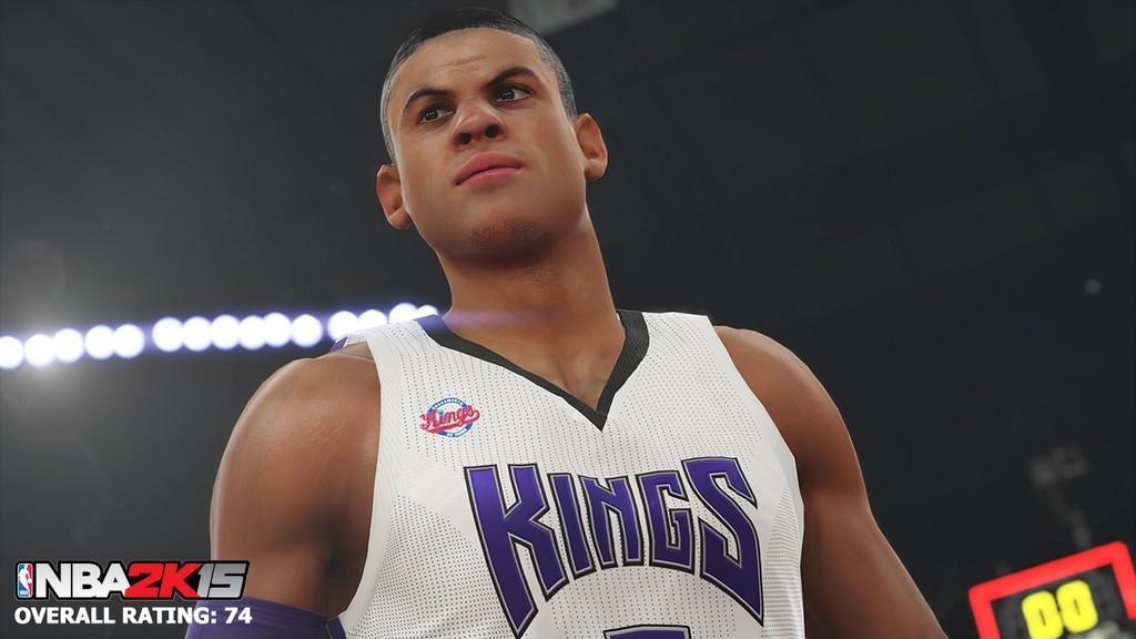 Ray McCallum Jr. NBA 2K15 Screenshot
