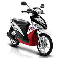 Harga Motor Yamha Mio J