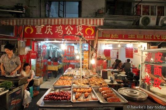 Street food photograph