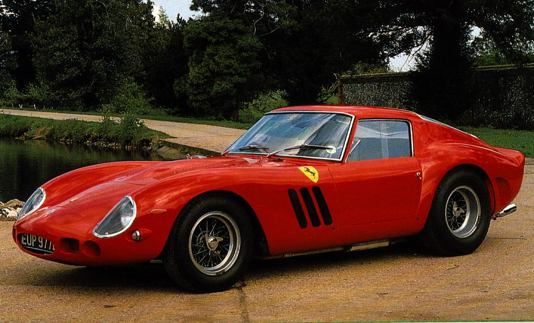 Cars And Wallpapers Ferrari 250 Gto