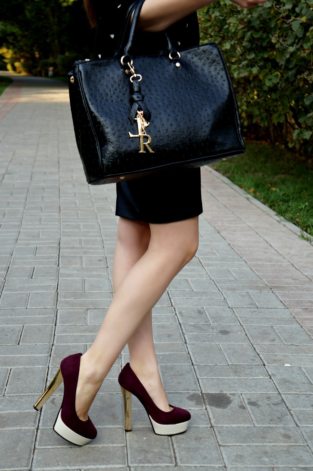 structured bag, fall