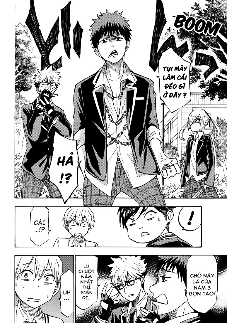 Yamada-kun to 7-nin no majo chap 192 page 14 - IZTruyenTranh.com