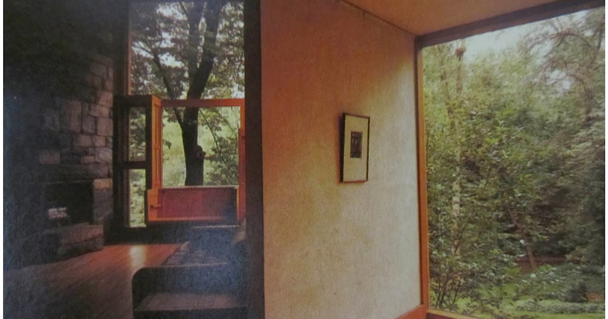 Historia de la arquitectura moderna casa fisher luis kahn for Historia de la arquitectura moderna