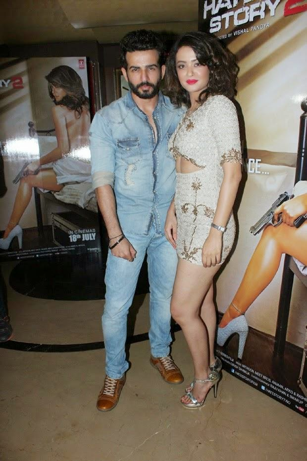 Survin-chawla-at-hate-story-2-trailer-launch-3
