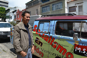 La inusual travesía de David Corredor por Venezuela. Noticias 24