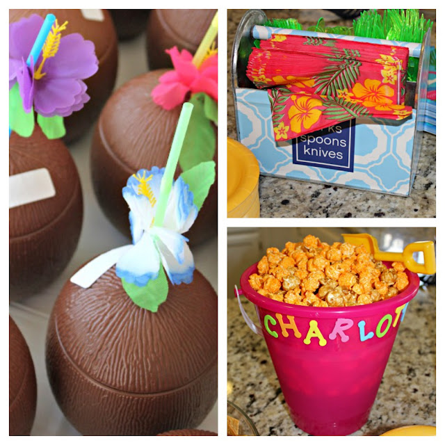 Luau party favor ideas for adults