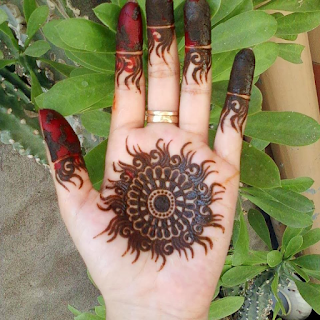 Henna Designs For Older Woman