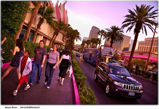 A Game of Chance: Las Vegas