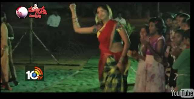 Manchu Lakshmi Latest Dance, Manchu Lakshmi Viral video,
