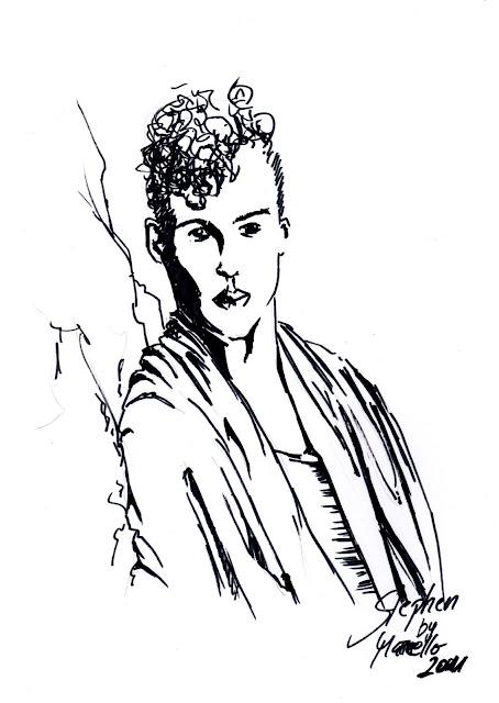 Sketch: Stephen P.