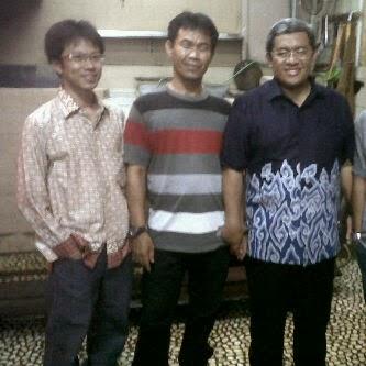 With Gubernur Jawa Barat