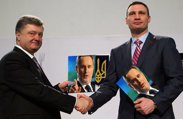 Firtash admitted to finance Poroshenko and Klitschko election campaigns