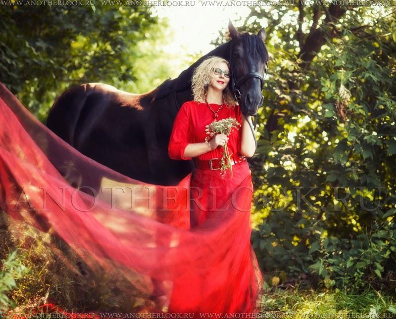 милые фото с лошадьми