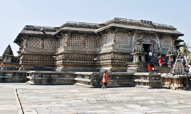 Chennakeshava Temple Main Entrance(East), Belur