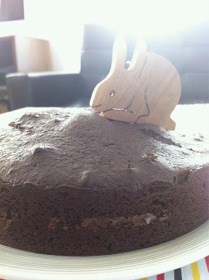 เค้กช็อกโกแลตอร่อยแบบบ้านๆ