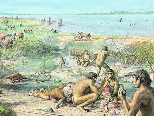 Saiba como foram os primeiros canibais humanos