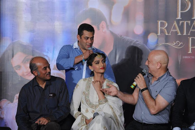 Prem Ratan Dhan Payo- Salman Khan Look 4