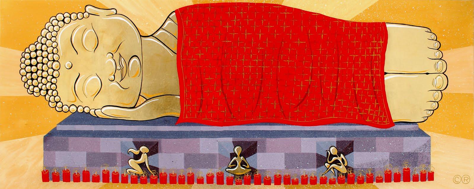 Carlos Ramos buddha