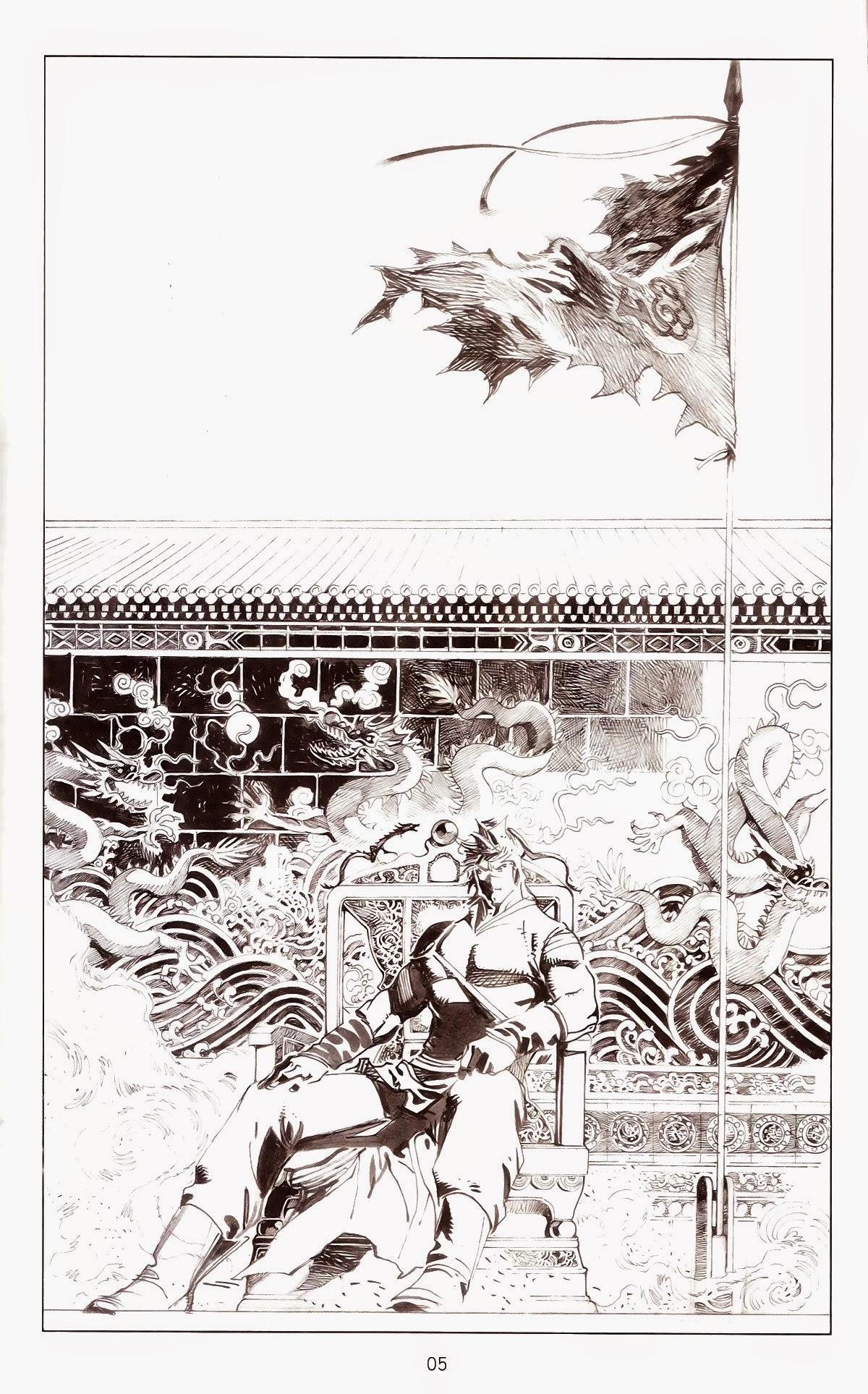 Phong Vân chap 675 - Trang 3