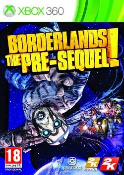 Borderlands: The Pre-Sequel – XBox 360