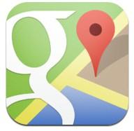 iPhone, Google Maps