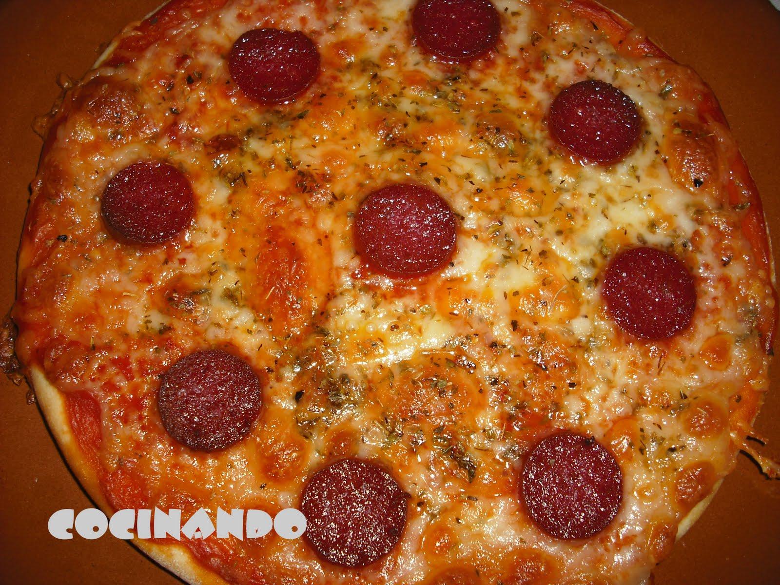 EL RINCÓN DE LOS PEQUES: PIZZAS