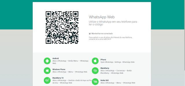 WhatsApp na web é disponibilizado para iPhone