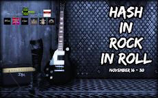 Hash in Rock in Roll - November