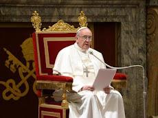 Sumo Pontífice, Papa Francisco I