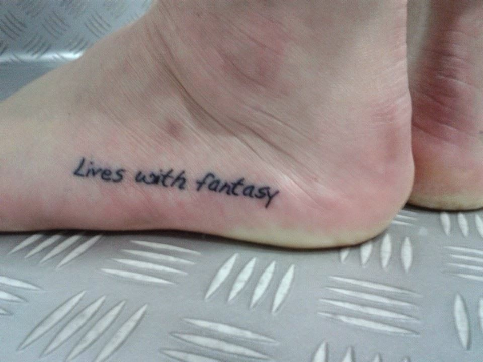 tatouage cheville et pied - Tatouage Femme Cheville