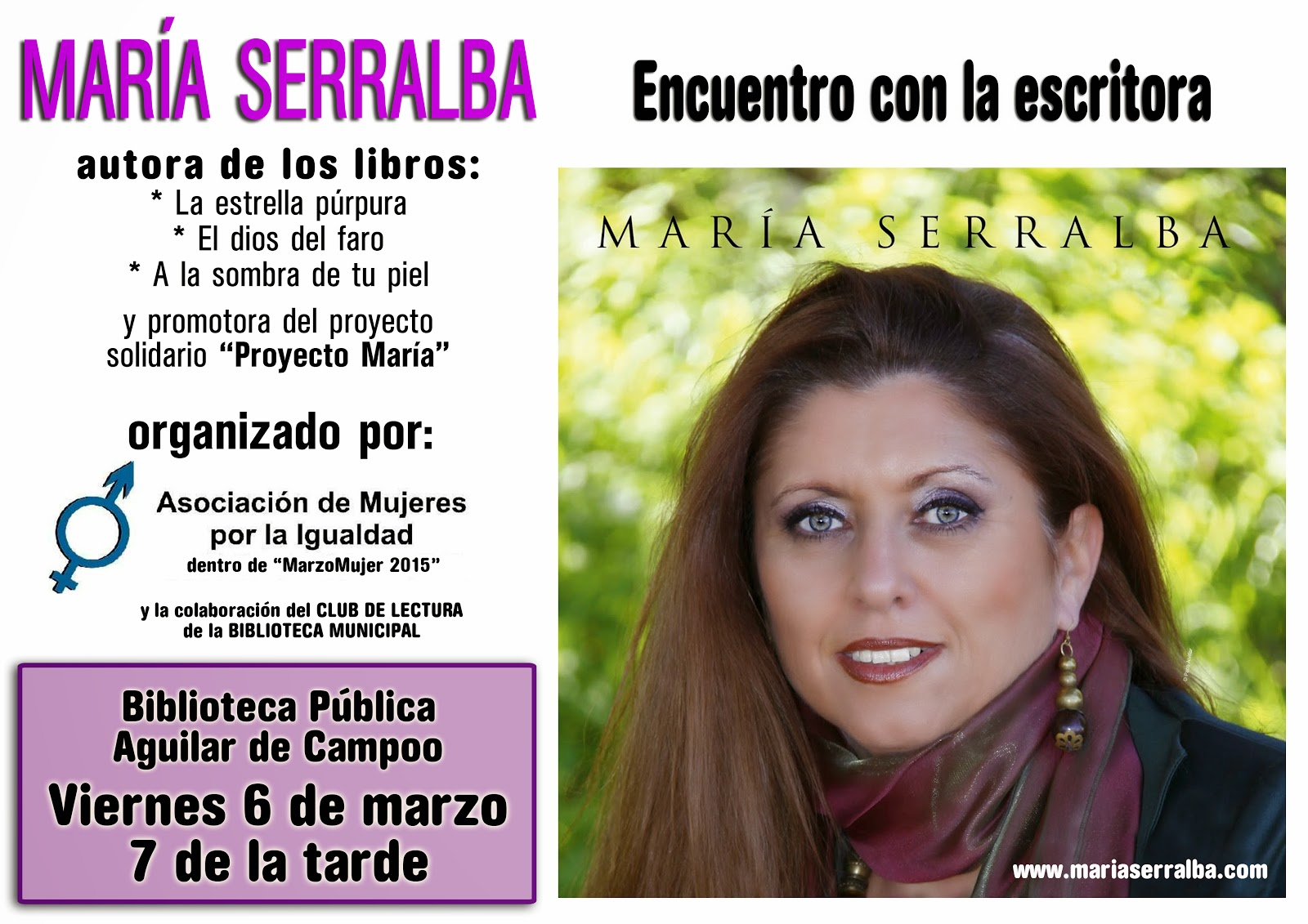 El Blog de María Serralba - Diario de ruta palentina