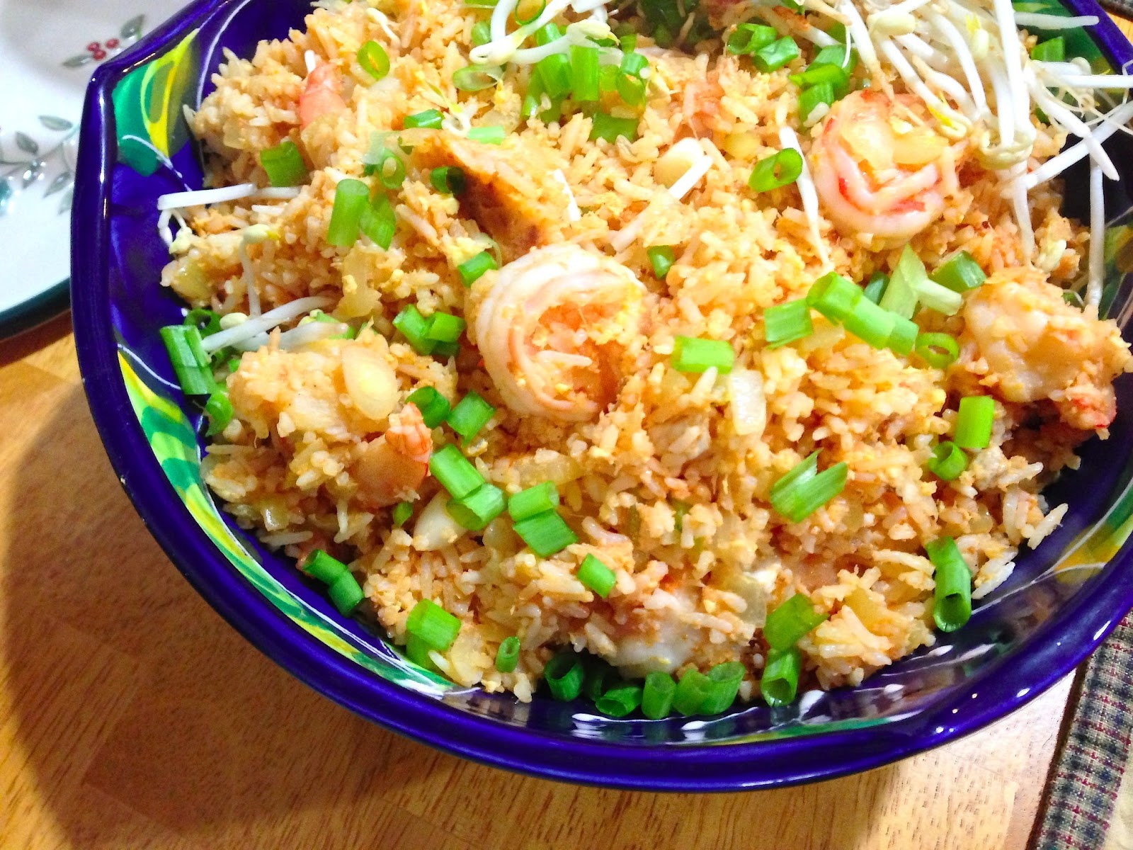 The Cooking Campaign: My Favorite Thai Fried Rice!