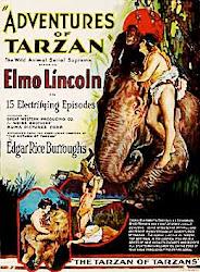 AS AVENTURAS DE TARZAN - 1921
