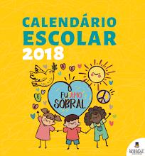 Calendário Escolar 2018