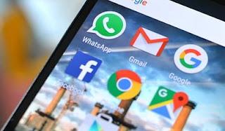 Pengguna WhatsApp dan Gmail Capai Satu Milyar