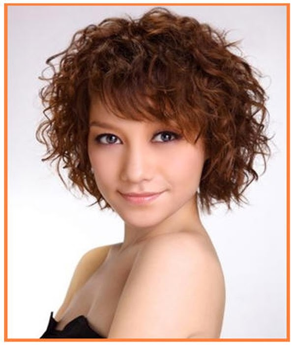 Outstanding Best Natural Curly Short Hairstyles In 2014 Best Hairstyles 2014 Hairstyle Inspiration Daily Dogsangcom