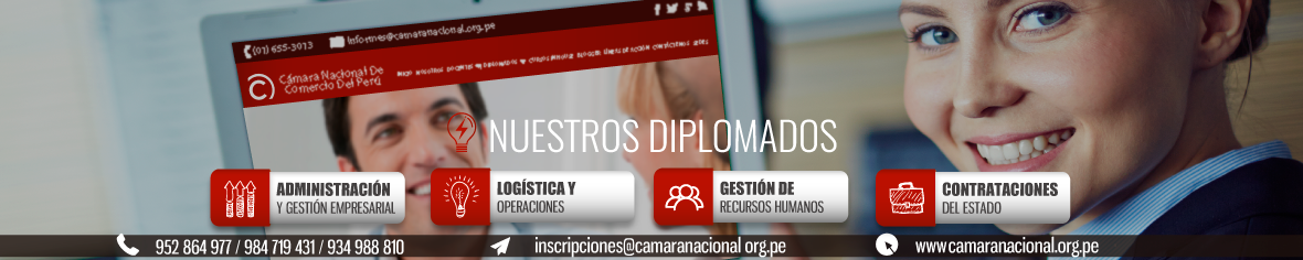 CAMARA NACIONAL DE COMERCIO DEL PERU