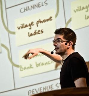 Alex Osterwalder - Modelo de negocio Canvas