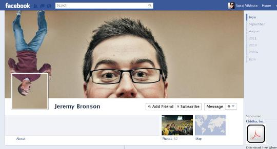 facebook timeline creative profile 15